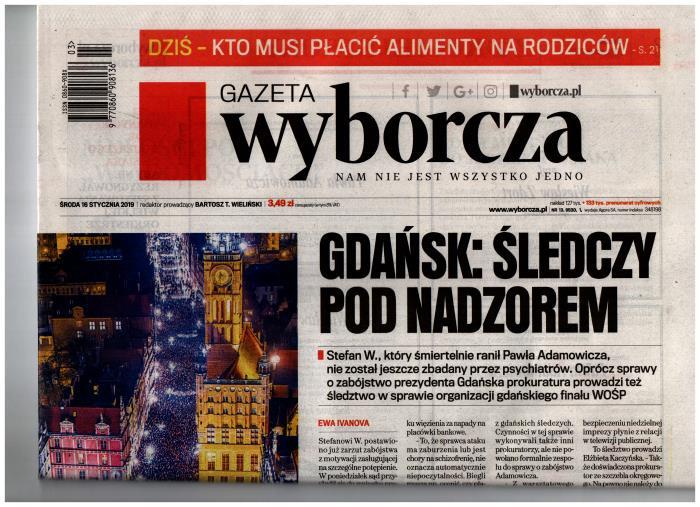 Gazeta Wyborcza Dziennik