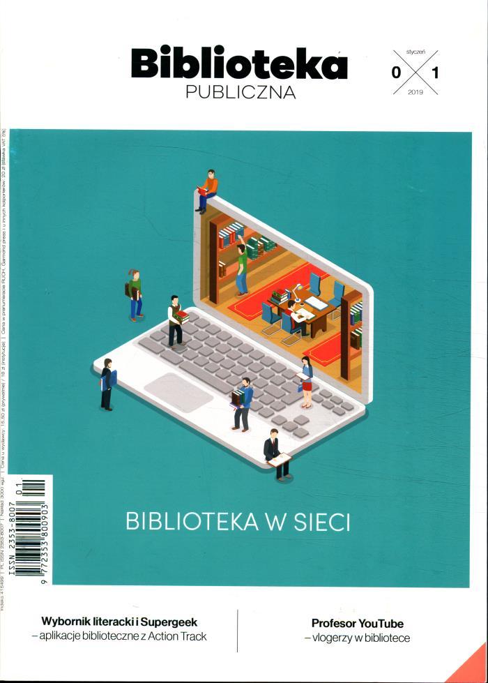 Biblioteka Publiczna Miesięcznik