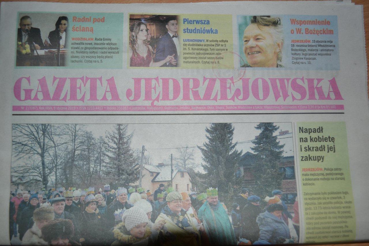 Gazeta Jędrzejowska Tygodnik