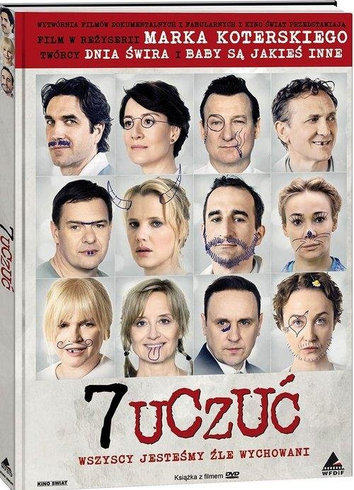 7 uczuć (film) Koterski Marek