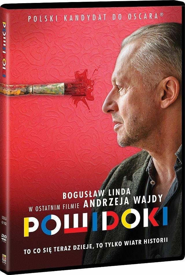 Powidoki (film) Wajda Andrzej