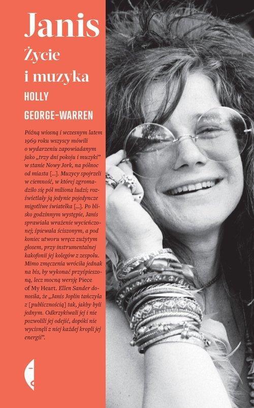 Janis. Życie i muzyka George - Warren  Holly