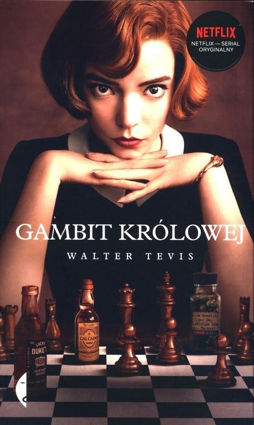 Gambit królowej. Tevis Walter