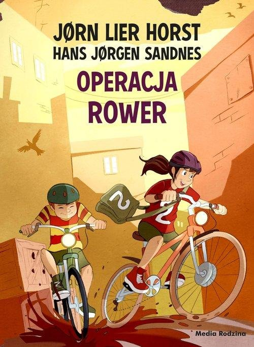 Operacja rower Horst  Jorn.R, Sandnes Hans J