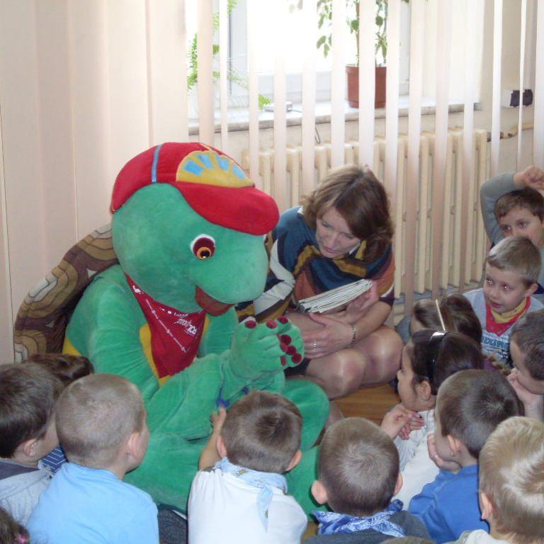 Biblioteka dzieciom