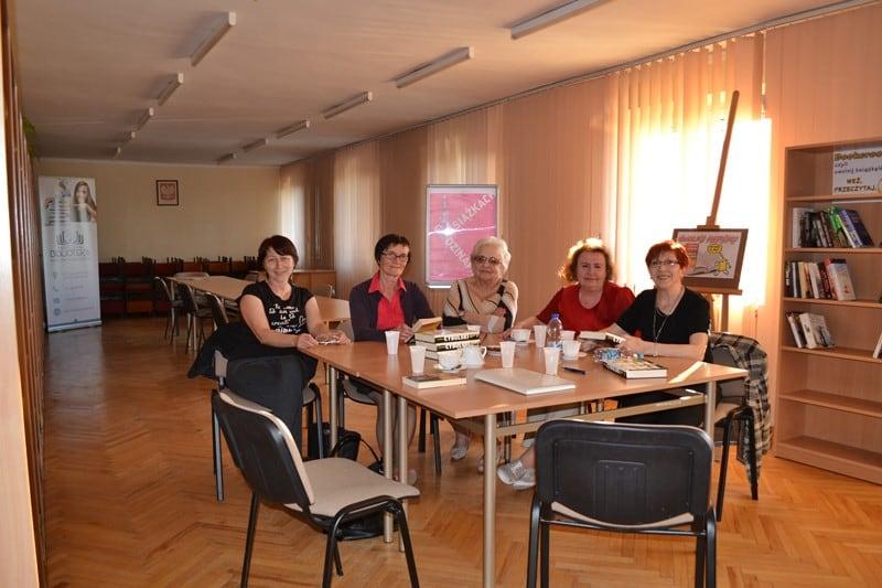 Spotkanie DKK. Kwiecień 2018