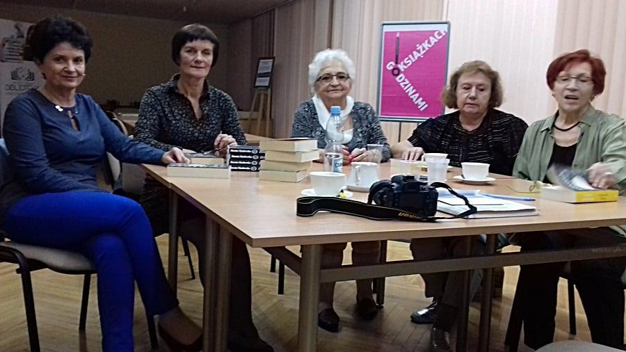 Spotkanie DKK. Październik 2018