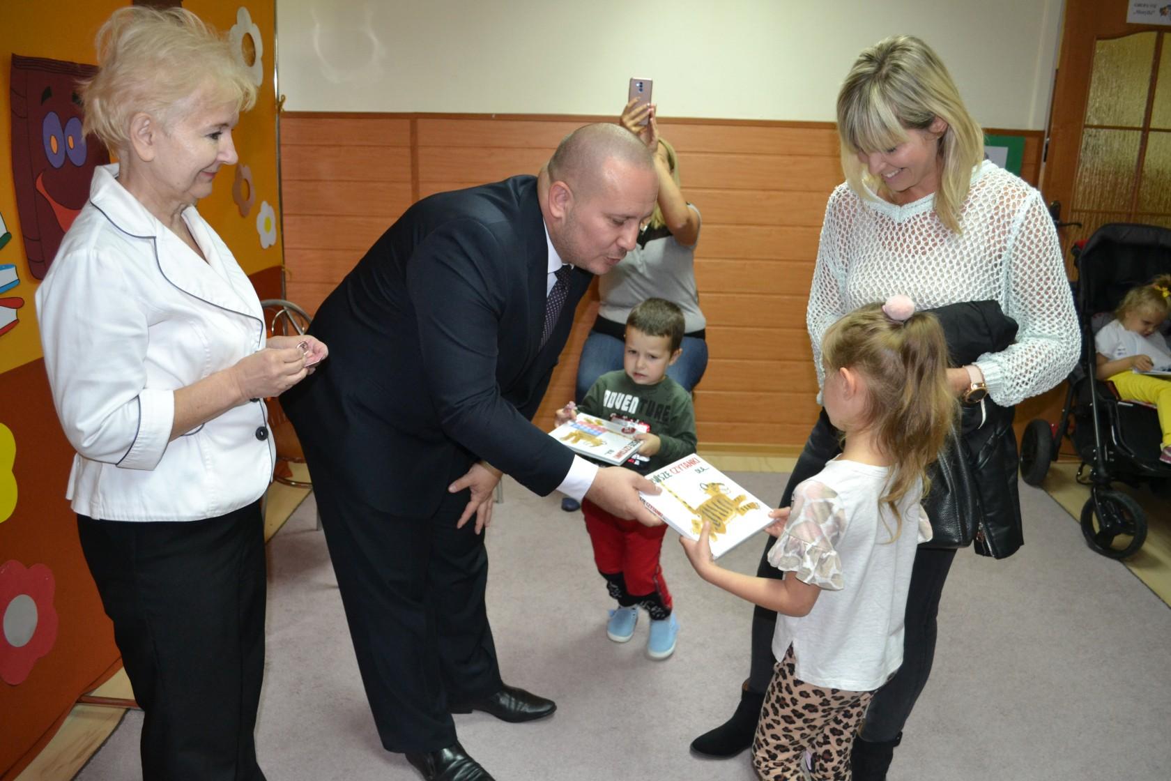 Wyprawki Czytelnicze dla przedszkolaków