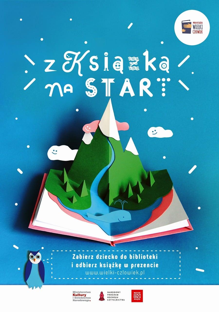 Mała książka - Wielki Człowiek - nowy projekt czytelniczy w naszej Bibliotece